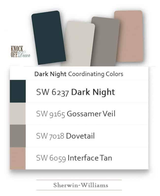dark night coordination
