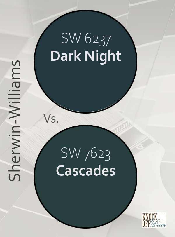 dark night vs cascades