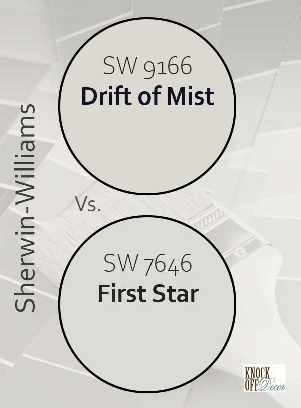 drift of mist vs first star