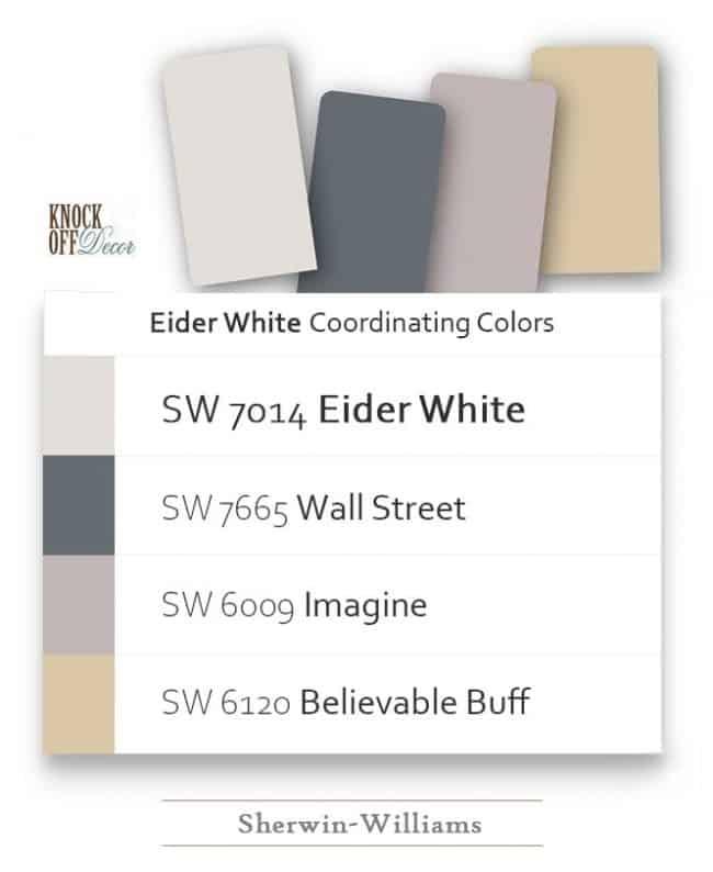 eider white coordination