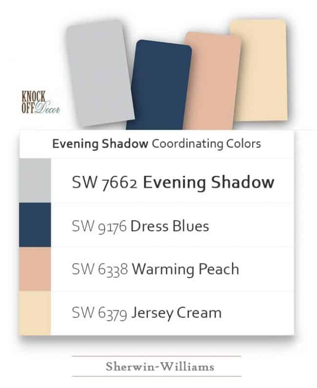 evening shadow coordination