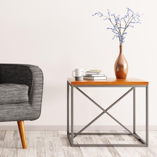 example of diy coffee table legs
