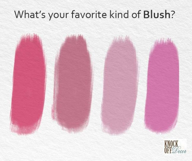 favorite blush kind