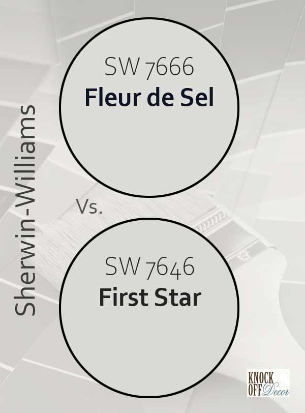 fleur de sel vs first star