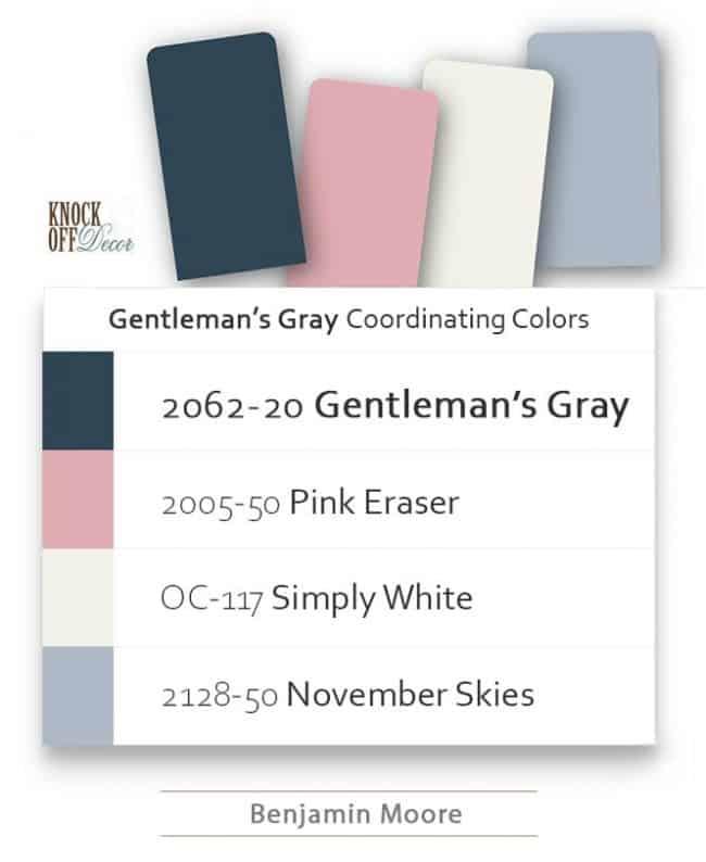 gentlemans gray coordination