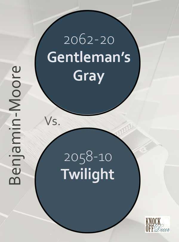 gentlemans gray vs twilight