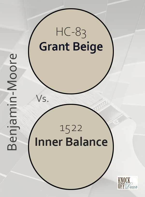 grant beige vs inner balance