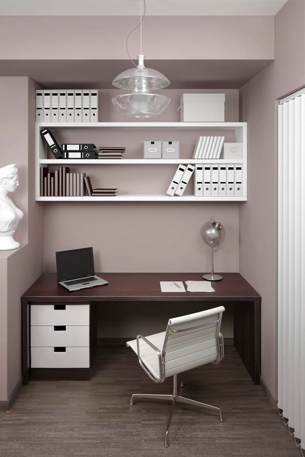 home office sw taupe color
