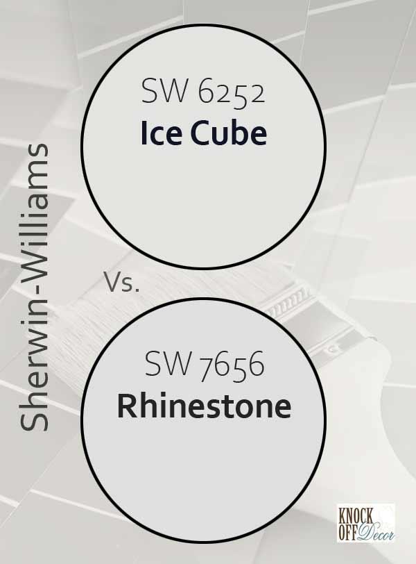 ice cube vs rhinestone