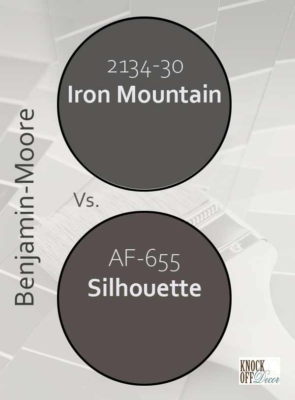 iron mountain vs silhouette