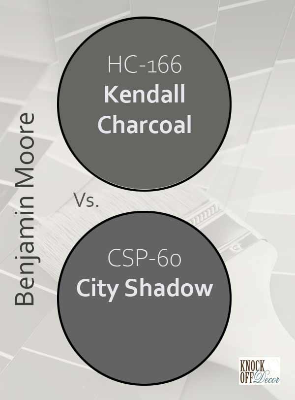 kendall charcoal vs city shadow