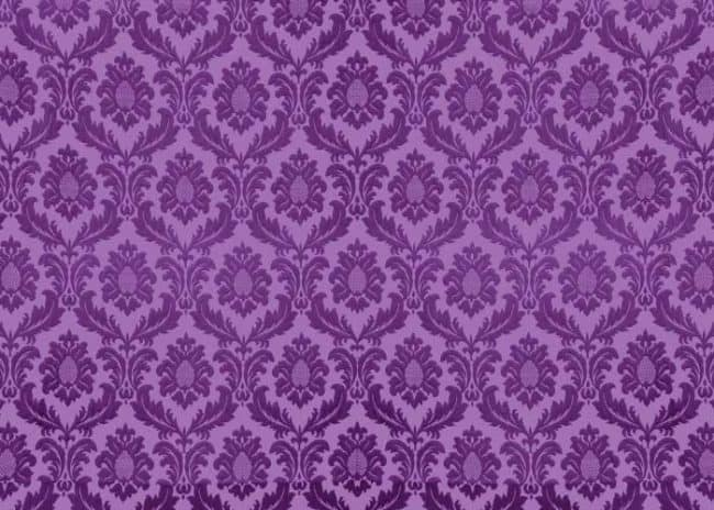 mauve colored wallpaper