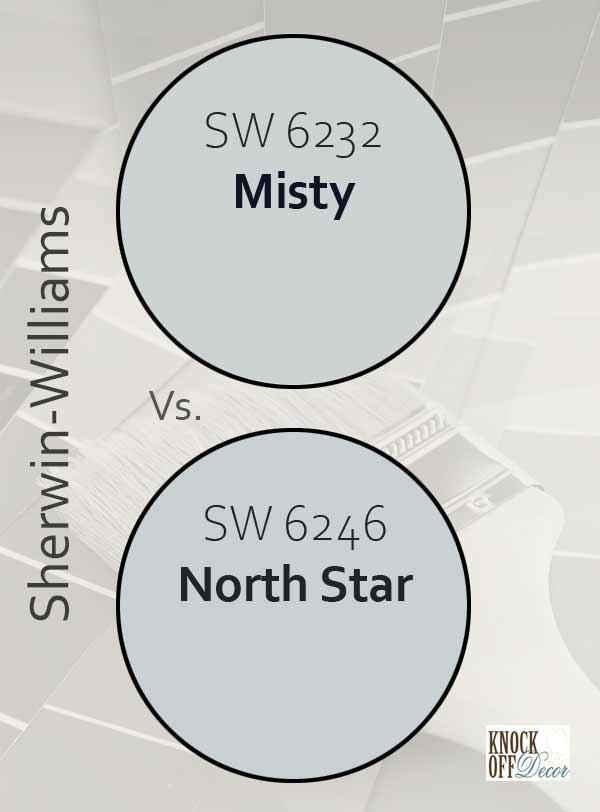 misty vs north star