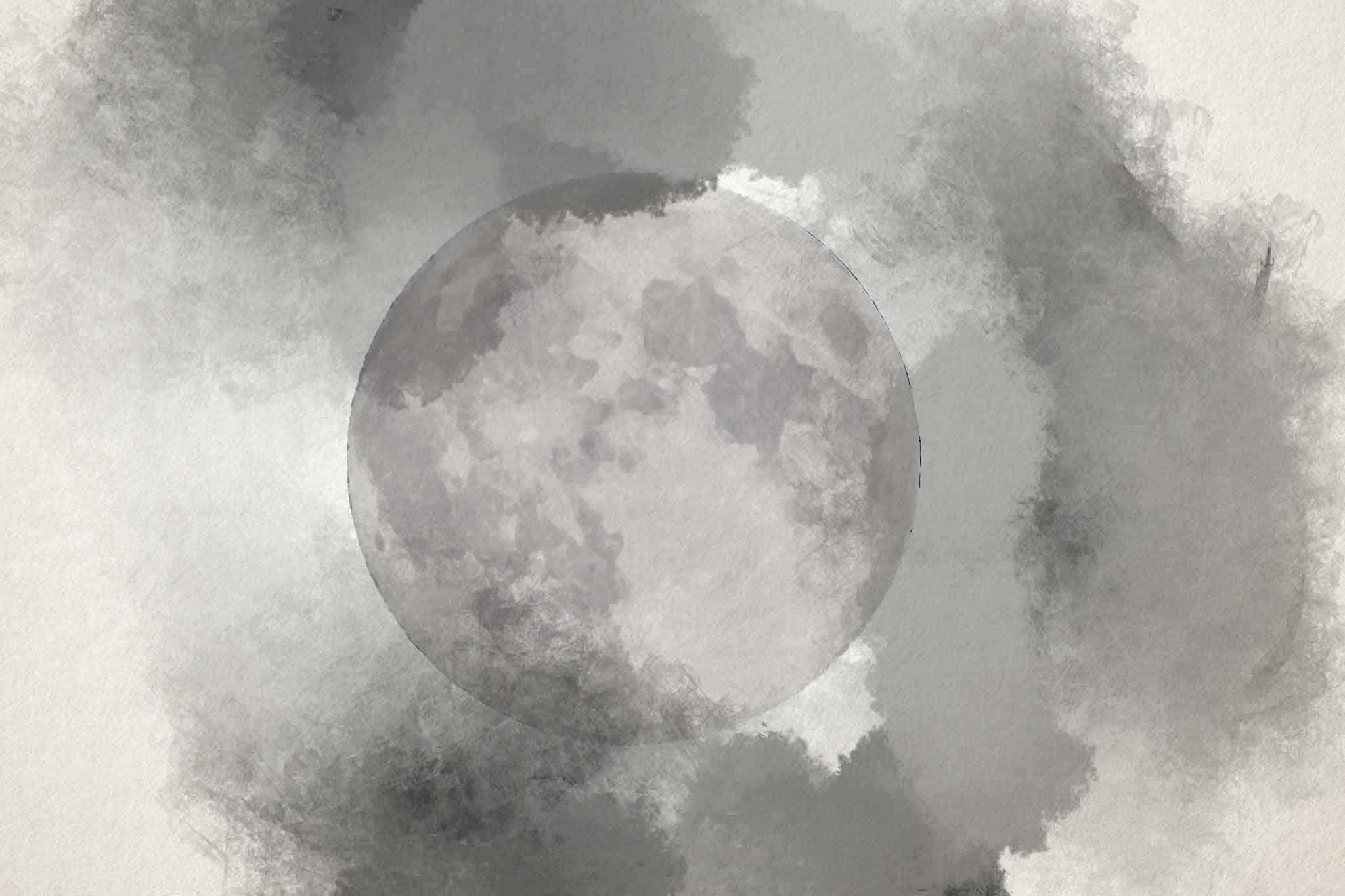 moon night bigmoon
