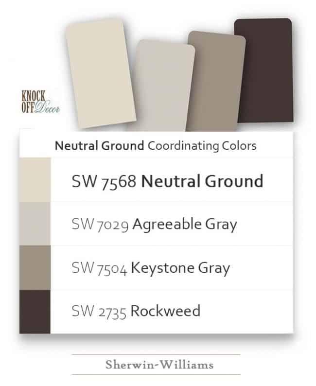 neutral ground coordination