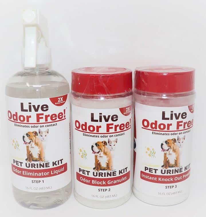 odor free kit