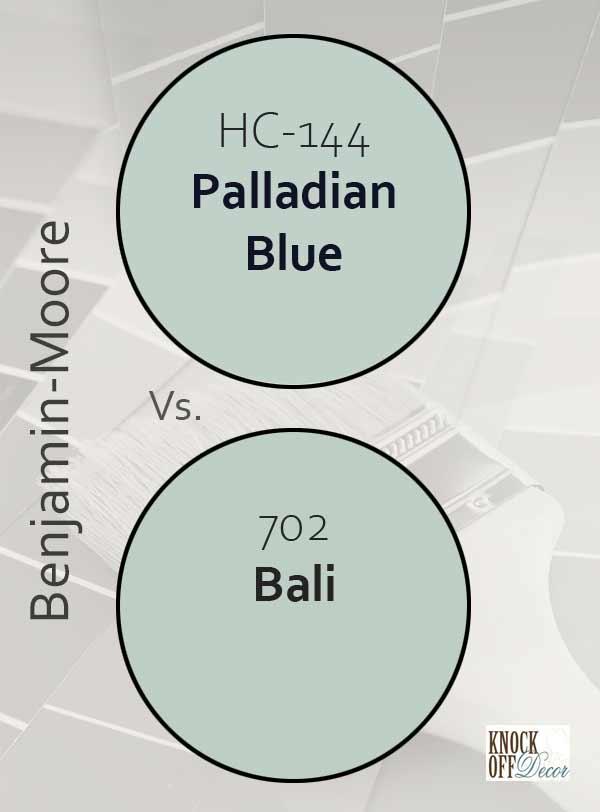 palladian blue vs bali