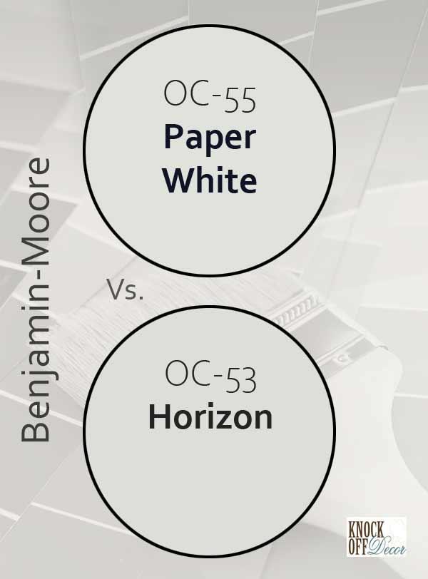 paper white vs horizon