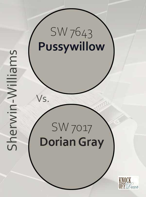 pussywillow vs dorian gray