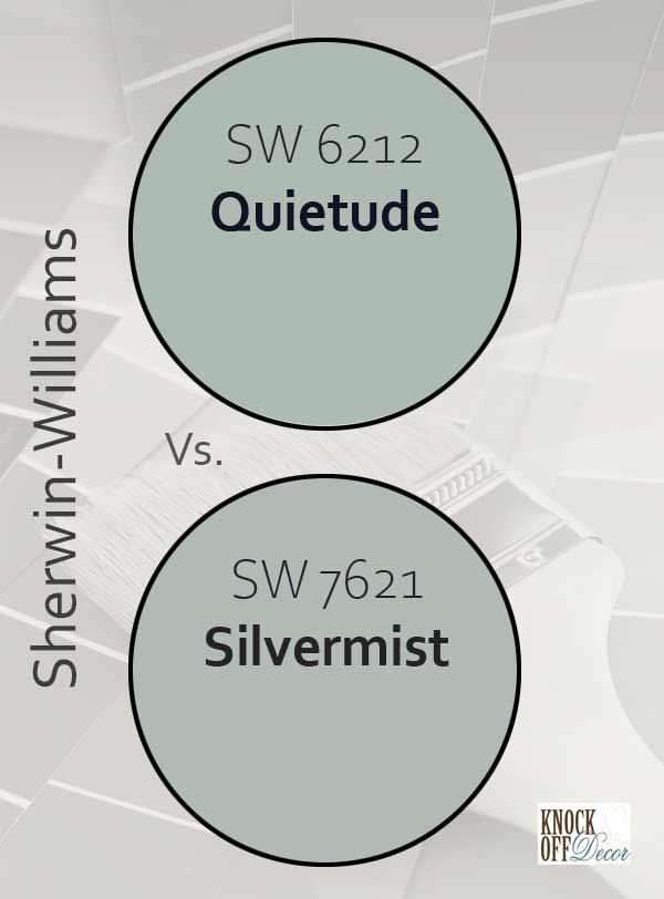 quietude vs silvermist