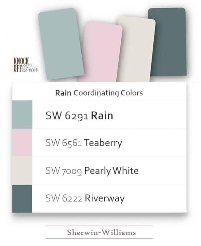 rain coordination