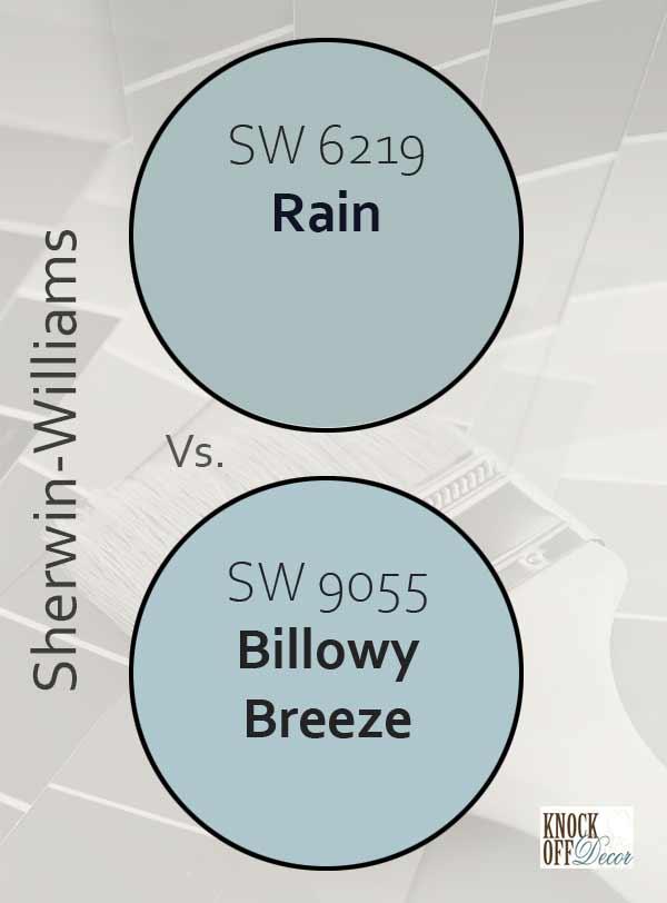 rain vs billowy breeze