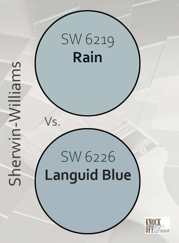 rain vs languid blue