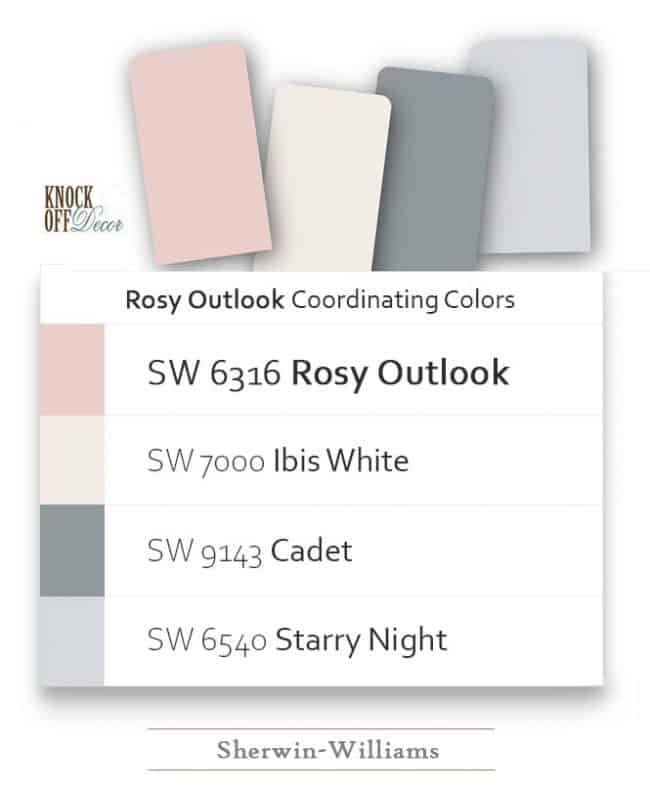 rosy outlook coordination
