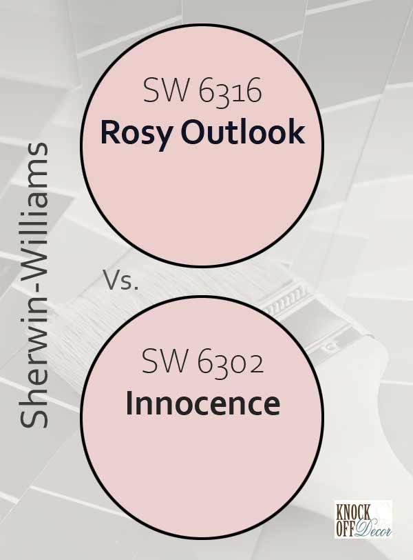 rosy outlook vs innocence