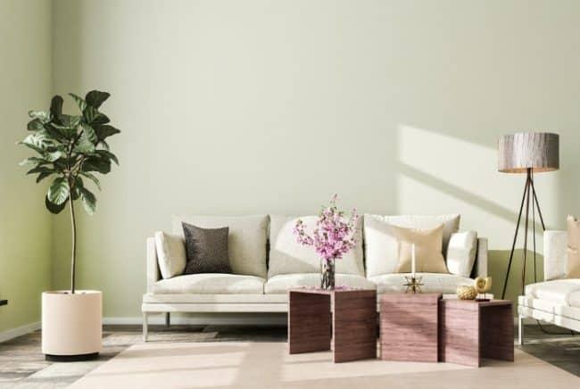 sage interior design example