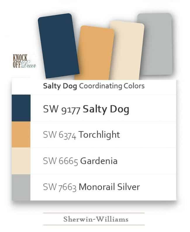 salty dog coordination
