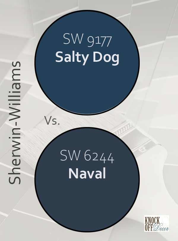salty dog vs naval