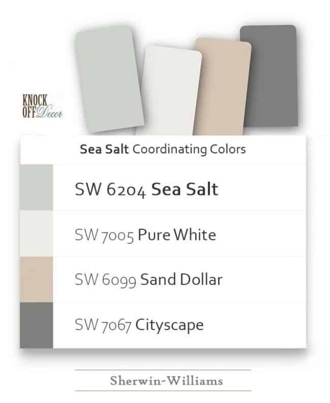 sea salt coordination