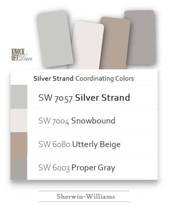 silver strand coordination