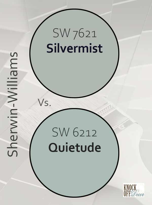 silvermist vs quietude