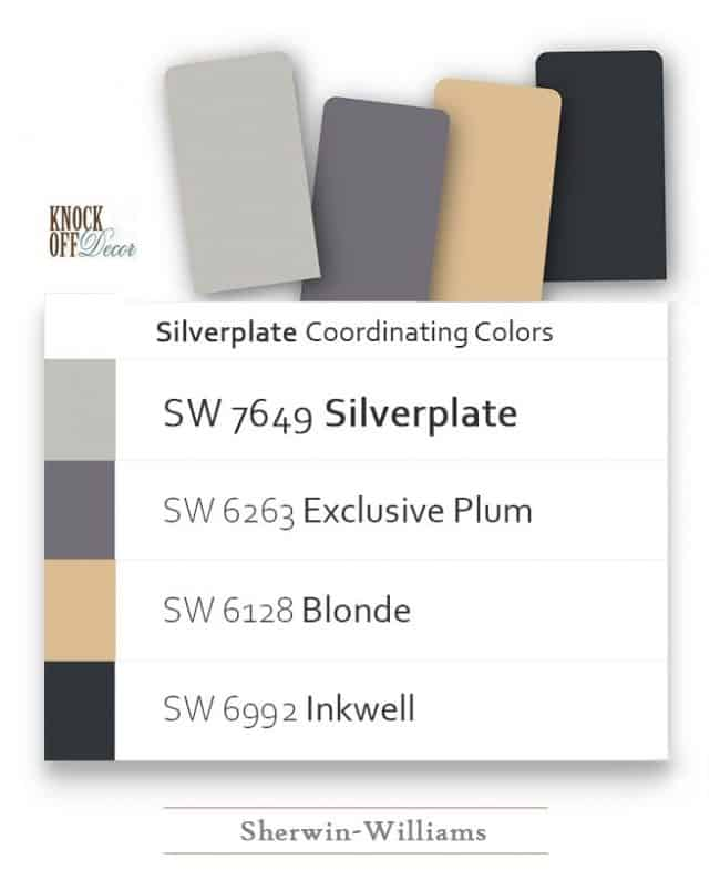 silverplate coordination