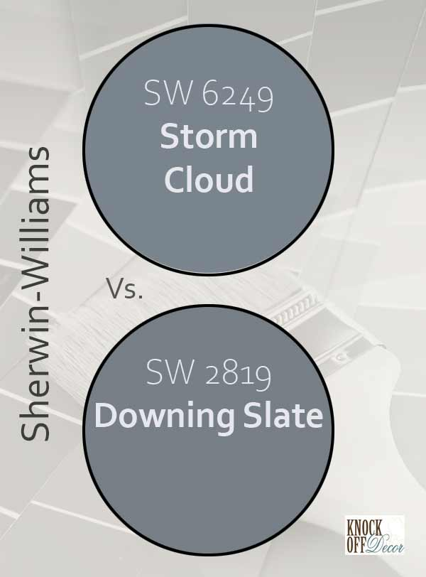 storm cloud vs downing slate