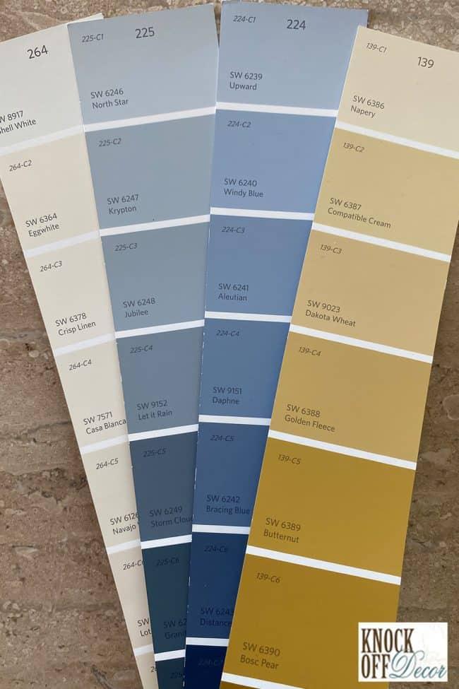 sw indigo batik palettes