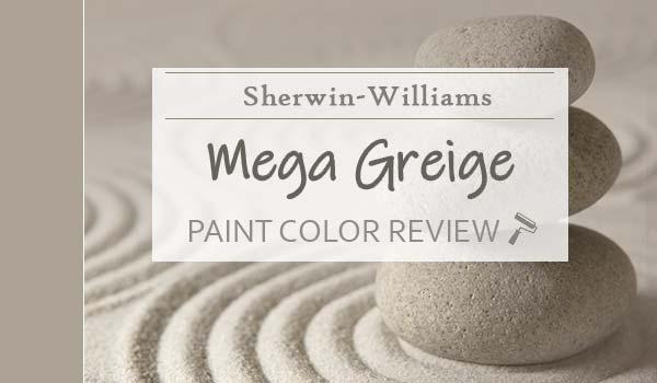 sw mega greige paint color review