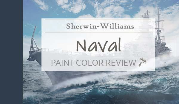 sw naval paint color review