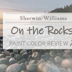 sw on the rocks paint color review