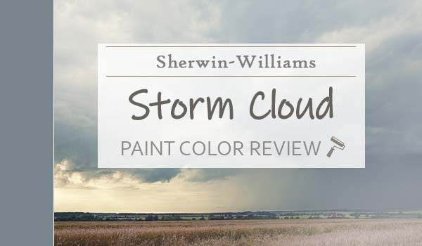 sw storm cloud paint color review