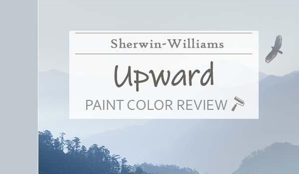 sw upward paint color review