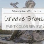 sw urbane bronze paint color review