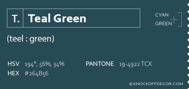 teal green info box