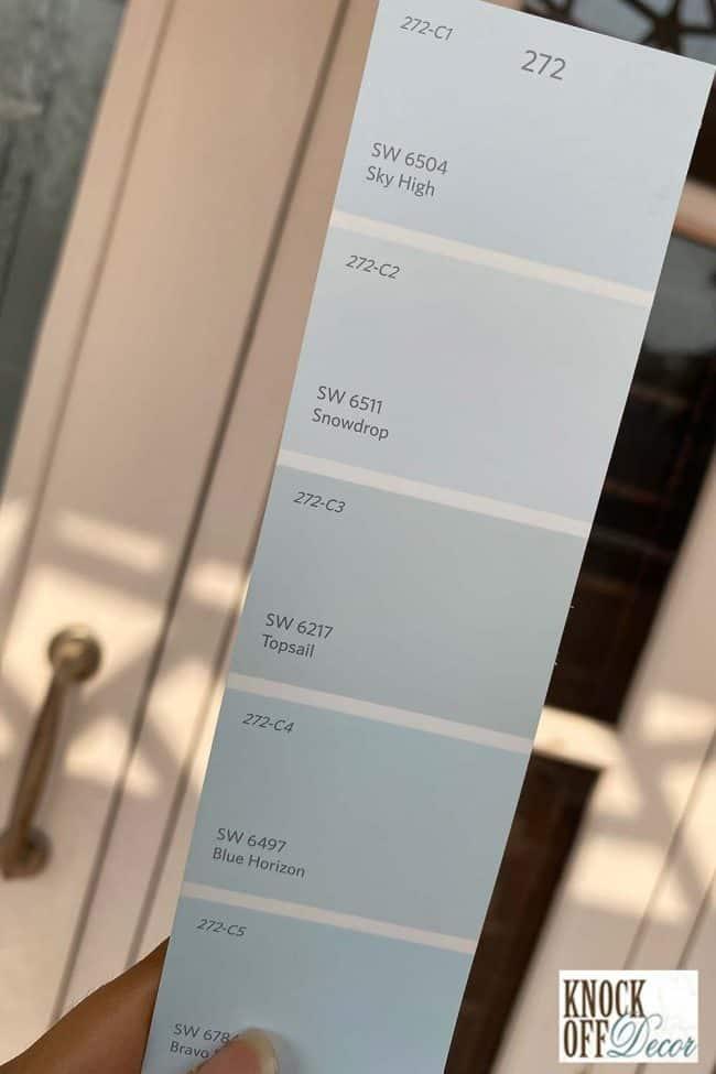 topsail single Color Deck