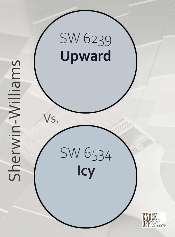 upward vs icy