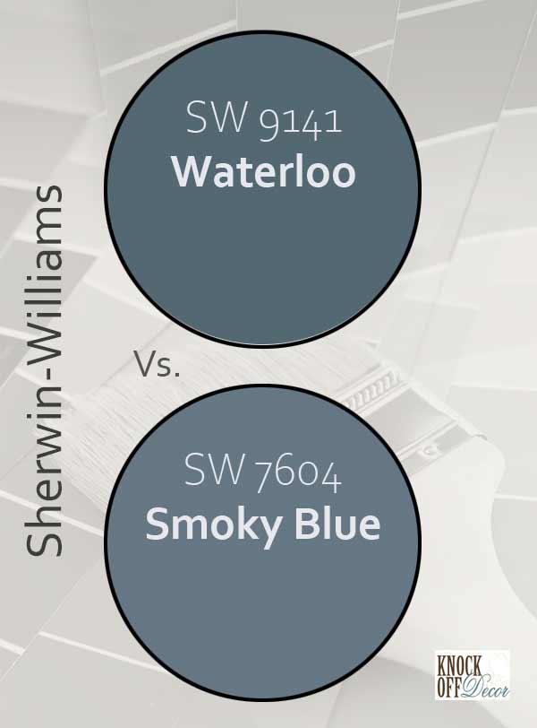 waterloo vs smoky blue