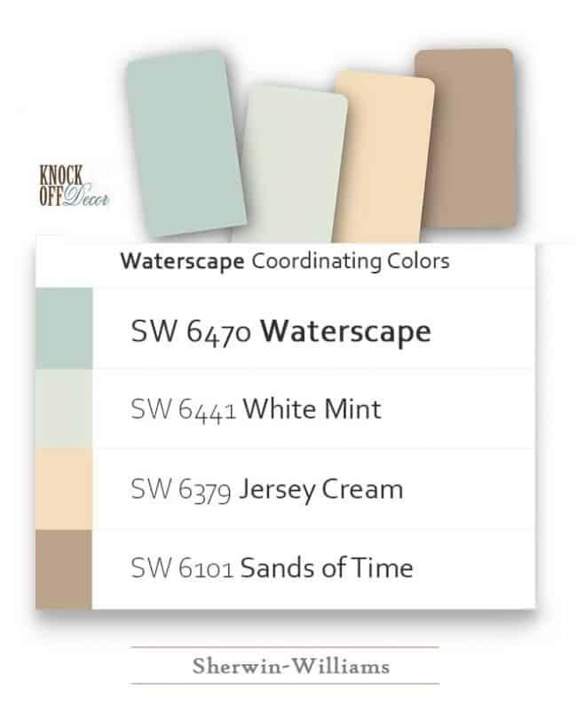 waterscape coordination