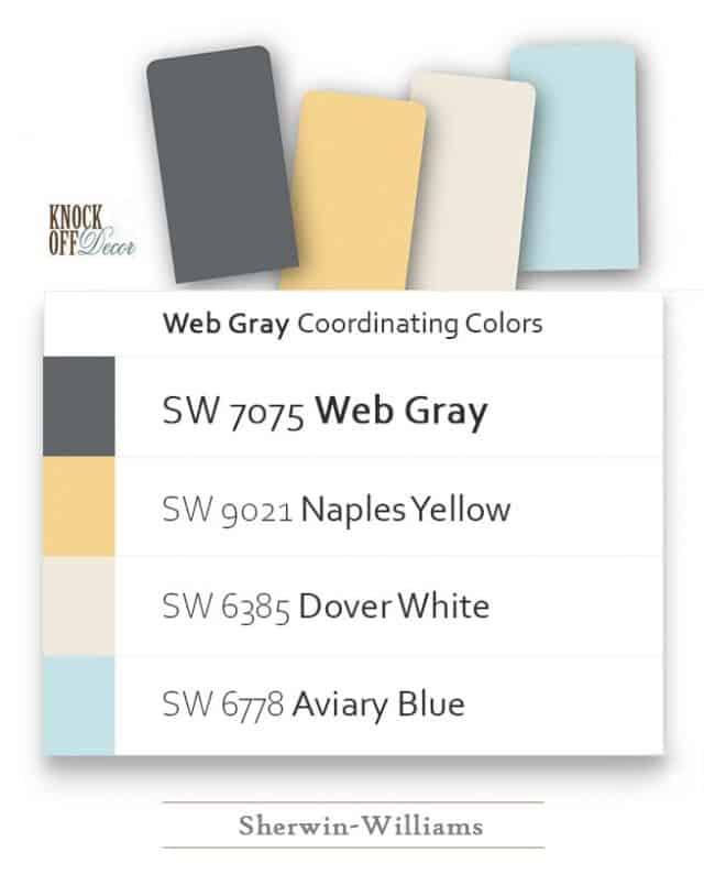 web gray coordination